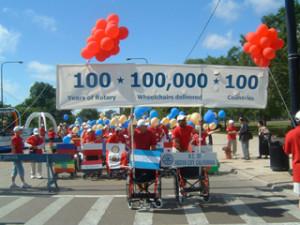 Rotary Parade