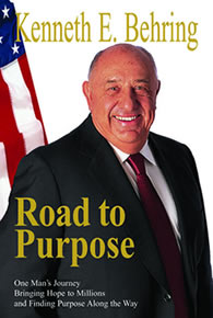 Road to Purpose Book Cover